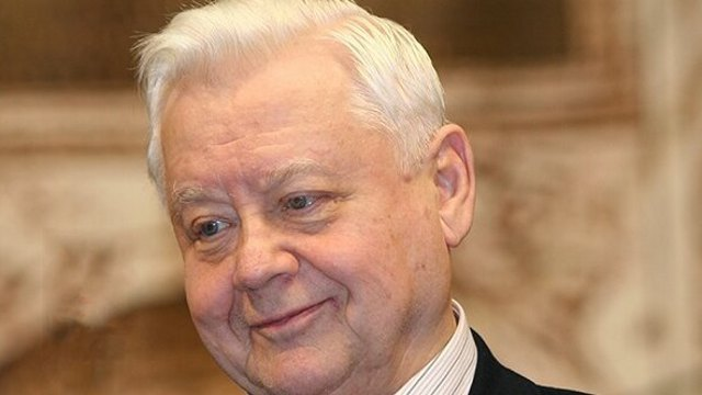 Вышла книга Олега Табакова, умершего от рака два года назад