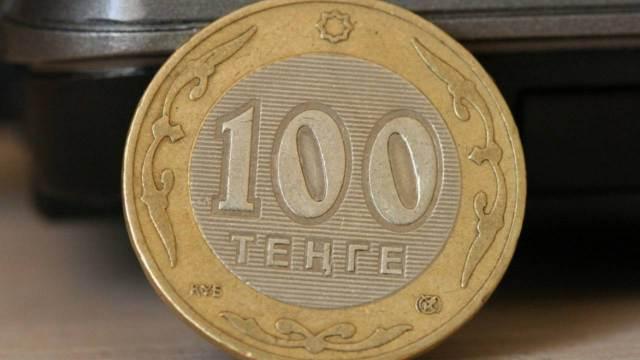 Новые монеты достоинством 100 тенге появились в Казахстане