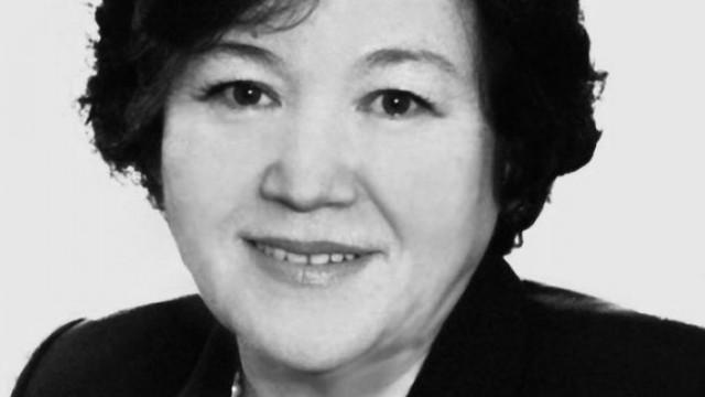 Умерла бывшая глава академии наук Казахстана Нагима Айтхожина
