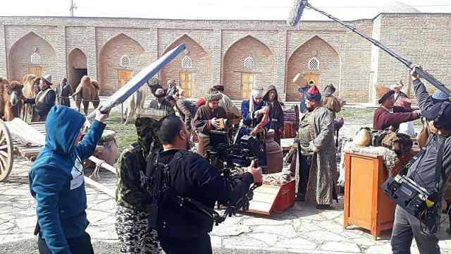 Дамаск в формате 3D: Премьера сериала об Аль-Фараби состоится в декабре