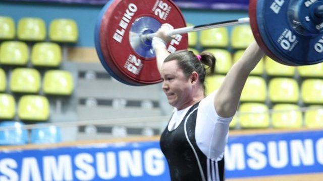 Костанайская тяжелоатлетка Анна Нурмухамбетова может получить серебро Олимпиады-2012