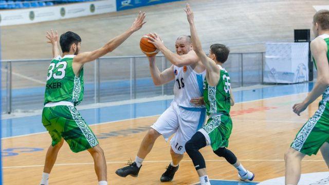 Костанайский «Тобол» и «Астана» вышли в финал Кубка Казахстана по баскетболу