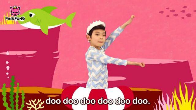 Baby Shark: Детская песня про акул стала популярнейшим роликом YouTube