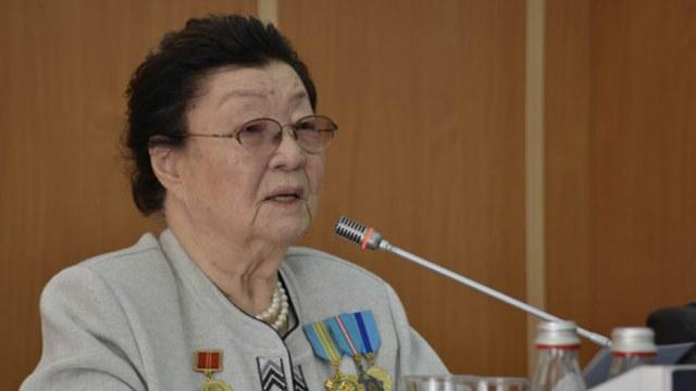 Скончалась видная учёная и депутат Верховного Совета КазССР  Бижамал Рамазанова