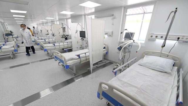 Новый инфекционный госпиталь за 5 млрд тенге не выдержал морозов в Казахстане?