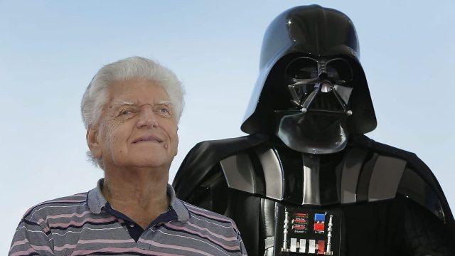 Умер актёр, сыгравший Дарта Вейдера в трилогии «Звёздные войны»
