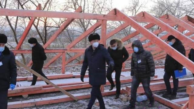 Ремонт здания Фёдоровской районной больницы завершится в ближайшее время