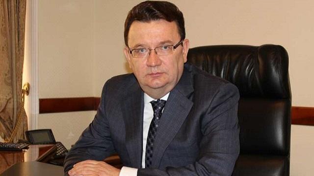 Валерий Гриненко стал новым президентом АО «ССГПО»