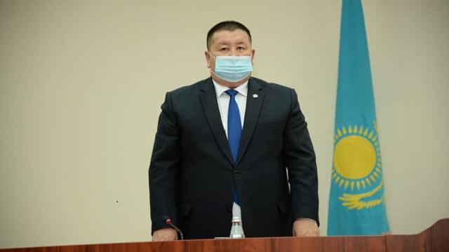 «В режиме онлайн»: Аким Рудного провел прием граждан