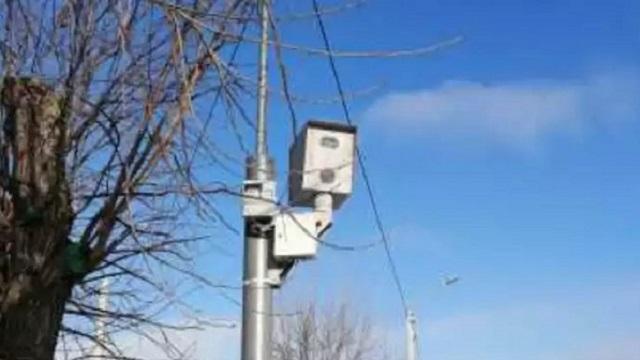 Камера фиксации скорости появилась на новом участке в Костанае