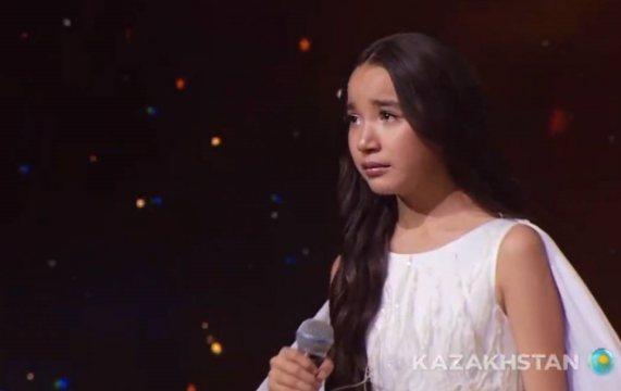 Казахстанка Каракат Башанова заняла второе место на Junior Eurovision