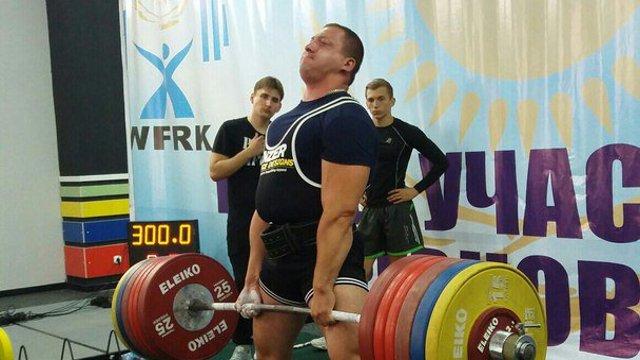 «Красновский потянет!» Силач из Костанайской области готов установить рекорд Казахстана