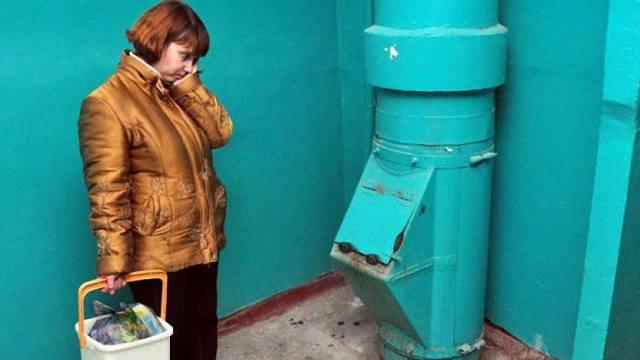 «Рассадник крыс и тараканов»: Заварить все мусоропроводы хотят в России