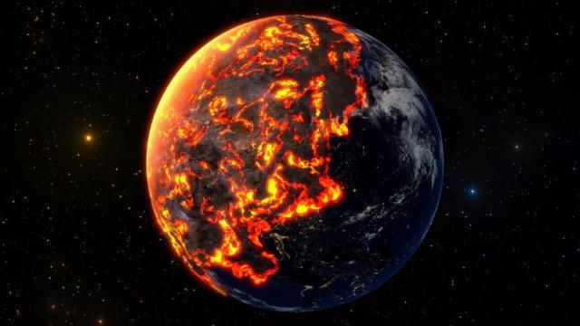 Обнаружена самая непригодная для жизни планета во Вселенной