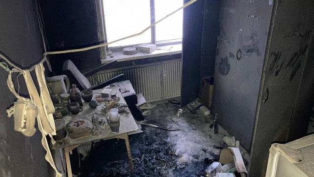 Пожар в частной стоматологии Уральска унес жизнь сотрудницы