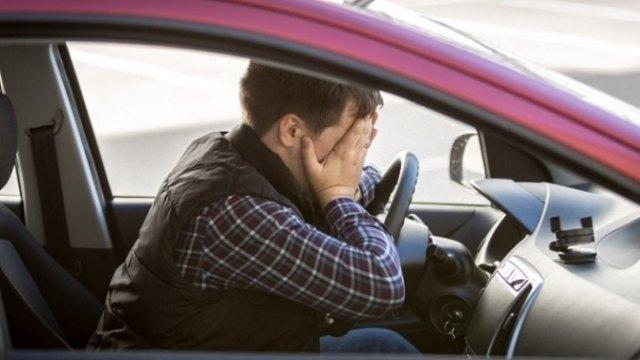 Арестованы и лишены прав более тысячи водителей в Костанайской области