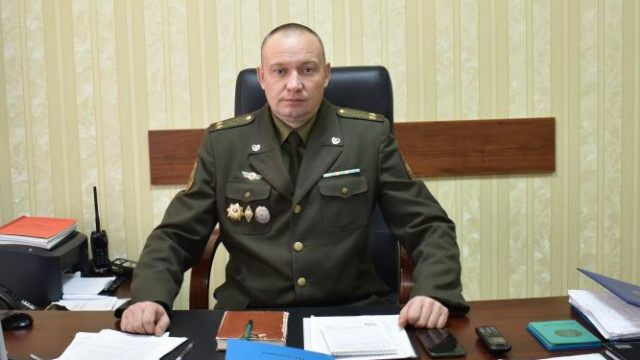 Главой службы пожаротушения и аварийно-спасательных работ ДЧС Костанайской области назначен Андрей Ракович