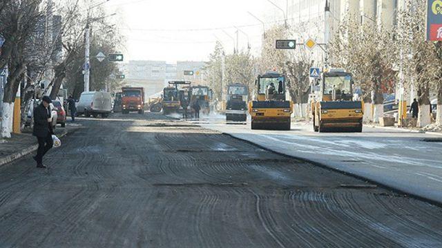На средний ремонт улиц намерены потратить 3,3 млрд тенге в Костанае
