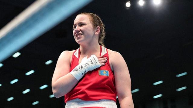 Две золотые медали завоевали спортсменки из Костаная на чемпионате страны по боксу