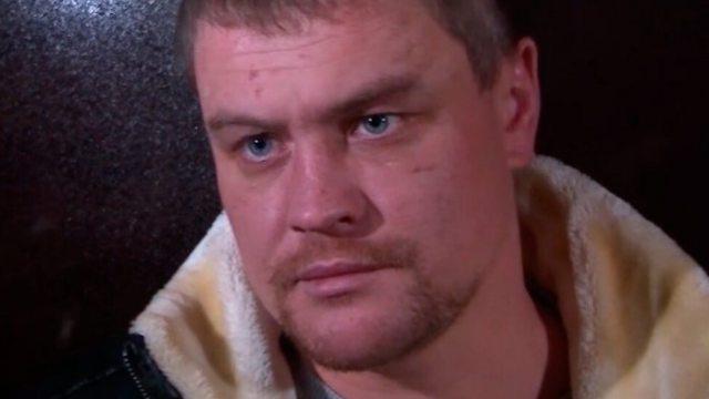 Владимира Санкина судят за избиение педофила до смерти