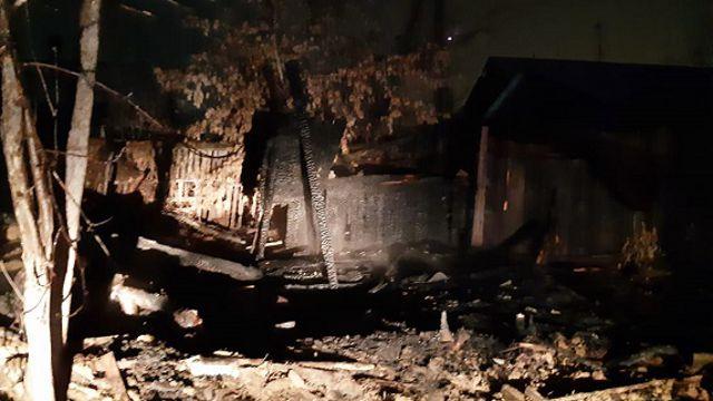 Два сильно обгоревших трупа нашли пожарные в Костанае