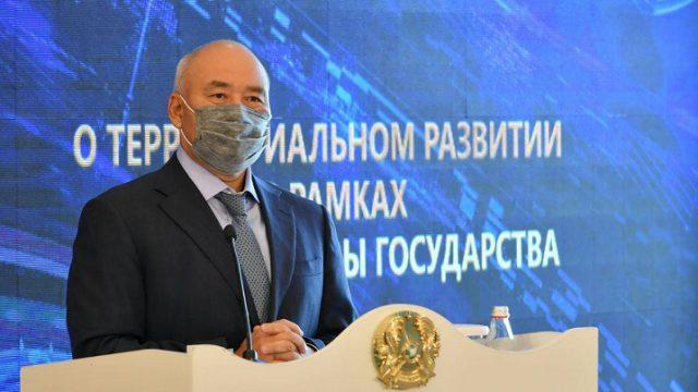 Умирзак Шукеев рассказал про огромную работу, невидимую глазу