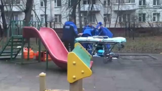 10-летний мальчик погиб на детской площадке