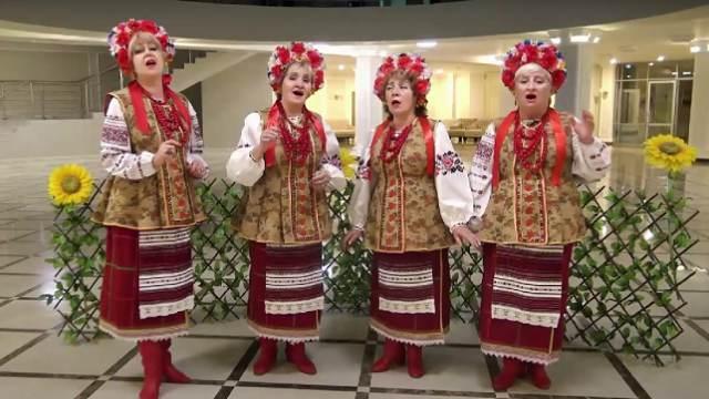 Видео: В Костанае прошел I Международный фестиваль славянской культуры «Белые росы»