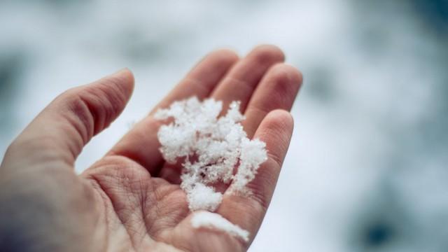 Из-за отсутствия воды топят снег жители Мурманска