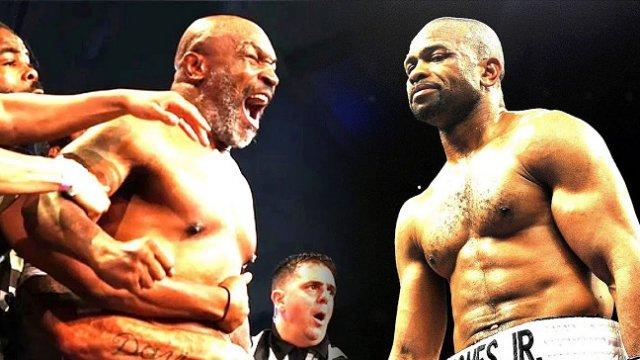 «Чистый бокс»: Бой Майк Тайсон — Рой Джонс завершился неожиданно