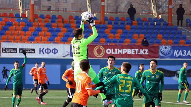 Костанайский «Тобол» завершил футбольный сезон на минорной ноте