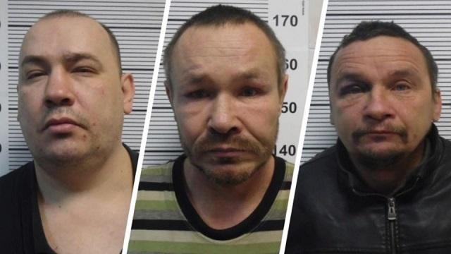 «Отрезали ухо»: Троих грабителей задержали в Екатеринбурге
