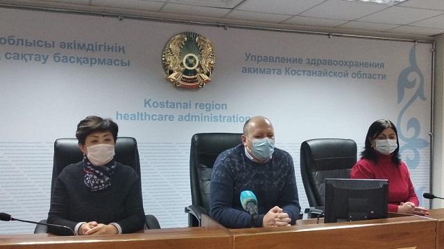 Специалисты из Караганды высоко оценили труд медиков Костанайской области