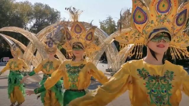 Фестиваль восточной культуры «Шёлковый путь» состоялся в Костанае