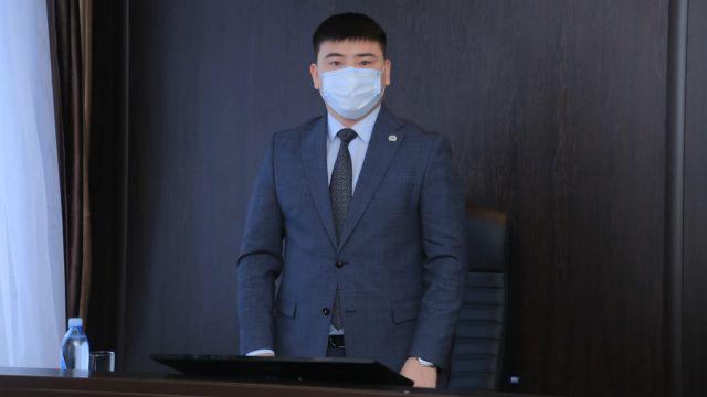 Новым акимом Узункольского района назначен Мурат Сандыбаев