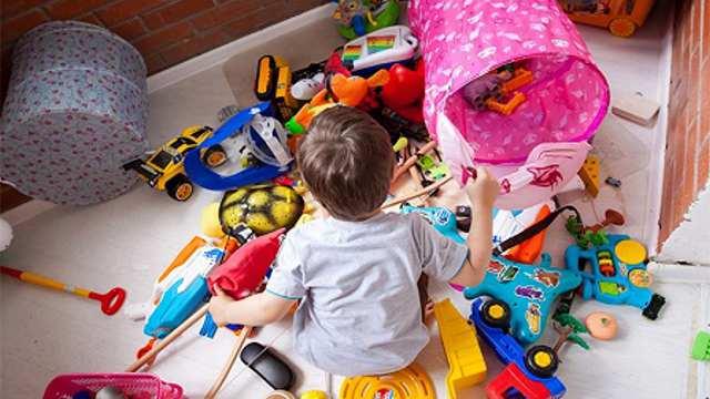Что делать, если дети не убираются в комнате?