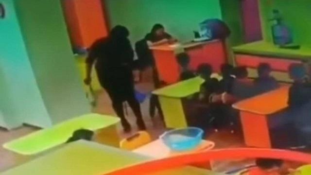 Скандал в детсаду Щучинска: Мама пострадавшего ребенка рассказала подробности