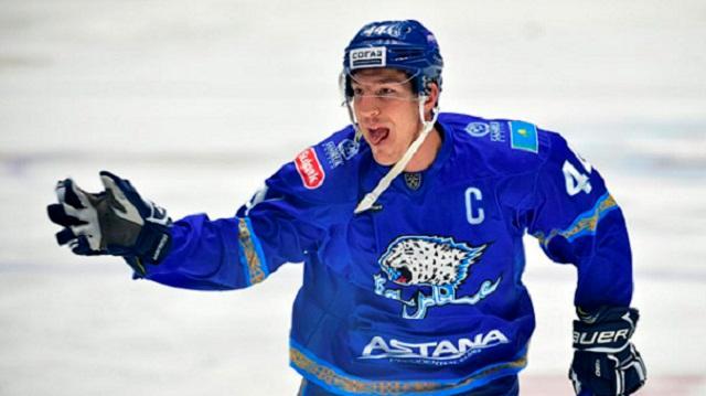 Сколько зарабатывает самый высокооплачиваемый хоккеист «Барыса» Даррен Диц