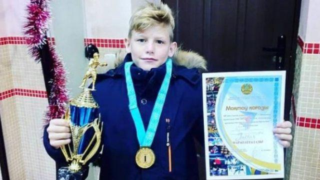 «Казахстан был, есть и будет»: 14-летний Дима Роденков записал ответ российским депутатам