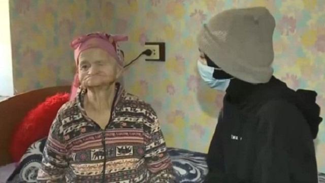 80-летнюю казахстанку из Центра социальной адаптации забрали в семью