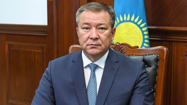 Бывший аким Кызылординской области Куанышбек Искаков отправлен в тюрьму