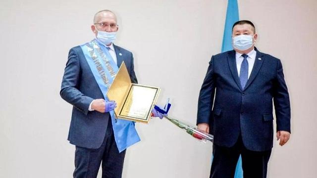 Как в Рудном отпраздновали День Независимости Казахстана