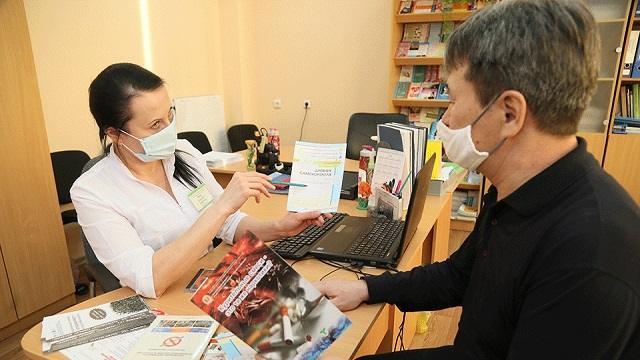 В каких поликлиниках Костанайской области открыт антитабачный кабинет