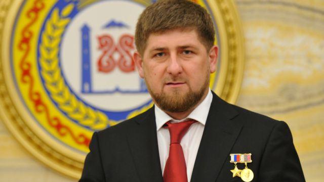 США ввели санкции против Рамзана Кадырова и его окружения