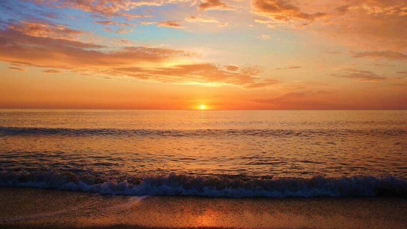 Экологическая катастрофа: площадь Каспийского моря сократится на четверть