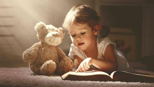Как привить детям любовь к книгам