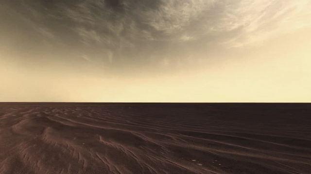 Жизнь на Марсе может скрываться глубоко под поверхностью