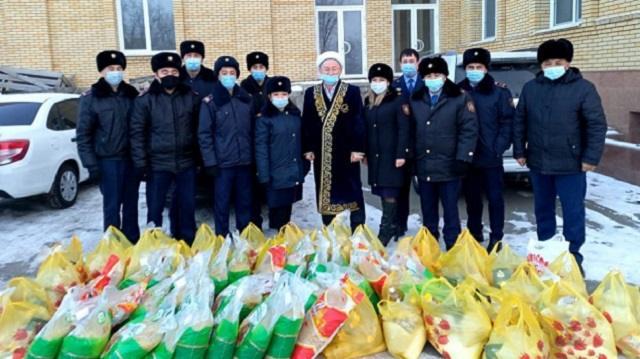 «День добрых дел» организовали сотрудники ДУИС по Костанайской области