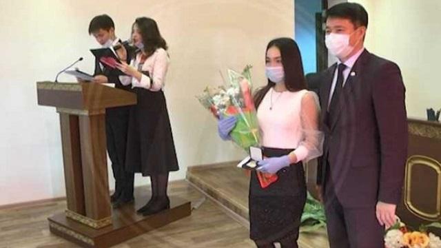 Волонтеры Житикаринского района получили награды