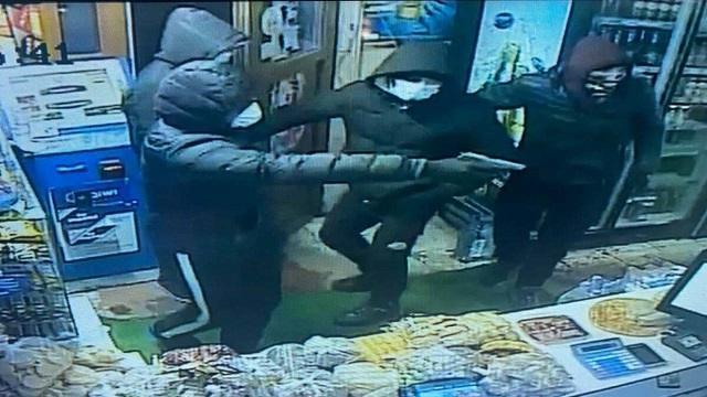 Попытка вооруженного нападения совершена на магазин в Алматы
